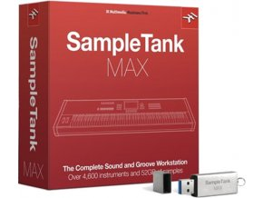 IK Multimedia SampleTank MAX - BUNDLE