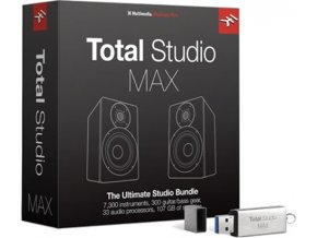 IK Multimedia Total Studio MAX - BUNDLE