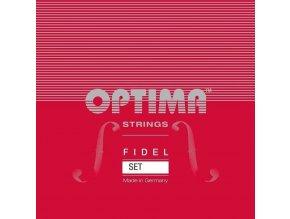 Optima Strings For Fiddle Steel Set