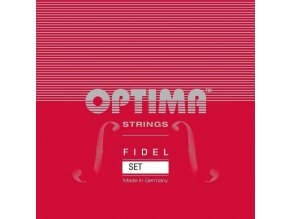Optima Strings For Fiddle Steel Set