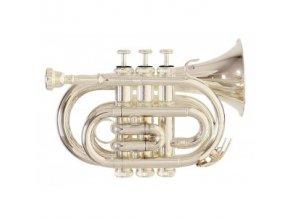 GEWA Bb-Pocket trumpet Roy Benson PT-101S PT-101S