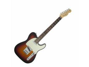 Fender American Elite Telecaster, Rosewood Fingerboard, 3-Color Sunburst
