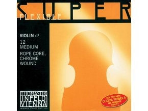 Thomastik Strings For Violin Superflexible rope core Medium