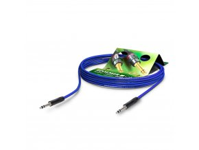 Sommer Cable PC Goblin 2x0,14qmm, Blue, 0,75m