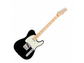 Fender American Pro Telecaster, Maple Fingerboard, Black