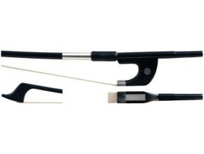 Glasser Double bass bow Carbon Graphit 3/4