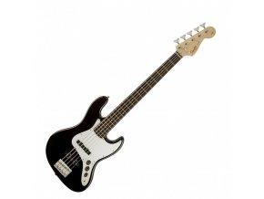 Squier Affinity Jazz Bass V (5 String), Rosewood Fingerboard, Black