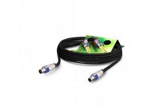 Sommer Cable L/S Kabel Elephant, Black, 15,00m