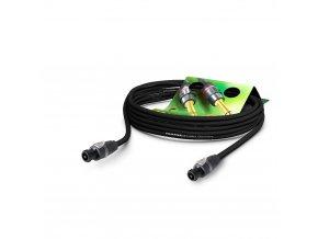 Sommer Cable L/S Kabel Elephant, Black, 1,00m
