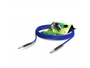 Sommer Cable PC Goblin 2x0,14qmm, Blue, 0,25m