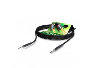 Sommer Cable PC Goblin 2x0,14qmm, Black, 0,50m