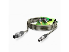 Sommer Cable LS Kabel Meridian PVC 5,00m, Gray