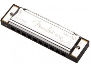 Fender Blues Deluxe Harmonica, Key of B Flat