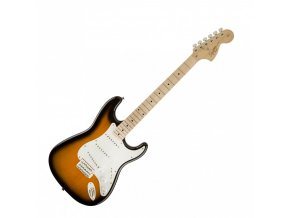 Squier Affinity Series Stratocaster, Maple Fingerboard, 2-Color Sunburst