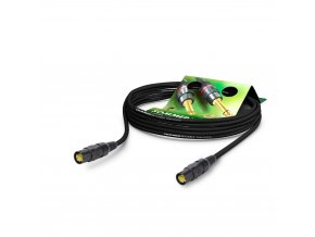 Sommer Cable Netzwerkkabel CAT7 PUR, Black, 0,50m