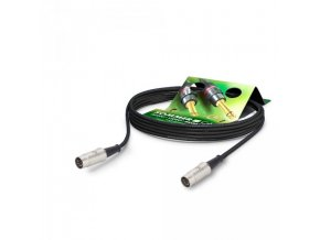 Sommer Cable PC Goblin 2x0,14qmm, Black, 3,00m
