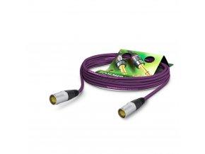 Sommer Cable Netzwerkkabel CAT7 PUR, Purple, 5,00m