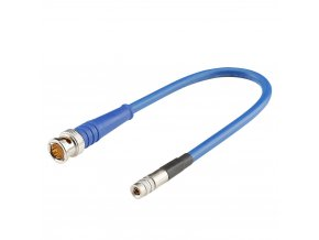 Sommer Cable VTBHR; BNC / DIN; 0,2m; Blue