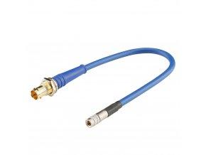 Sommer Cable VTBER; BNC / DIN; 0,4m; Blue
