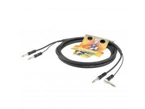 Sommer Cable AYJ2; Jack + Jack / Jack + Jack 90-; 6m