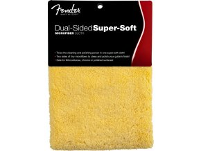 Fender Super-Soft, Dual-Sided Microfiber Cloth