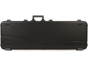 Fender Deluxe Molded Bass Case, Black