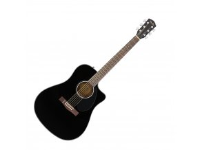 Fender CD-60SCE, Black