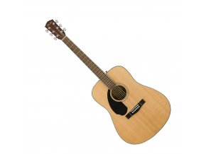 Fender CD-60S Left-Hand, Natural