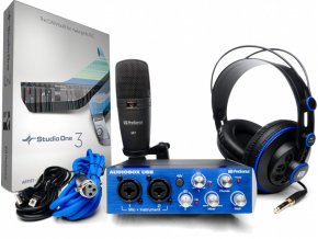 PreSonus Audiobox USB 96 Studio Set
