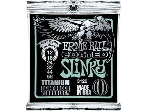 Ernie Ball Coated Slinky Titanium Not Even.012-.056