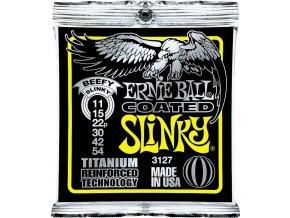 Ernie Ball Coated Slinky Titanium Beefy.011-.054