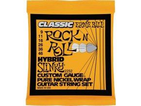 Ernie Ball Classic R'n'R Slinky Hybrid.009-.046