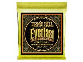 Ernie Ball Everlast Bronze Medium Light.012-.054