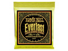 Ernie Ball Everlast Bronze Light.011-.052