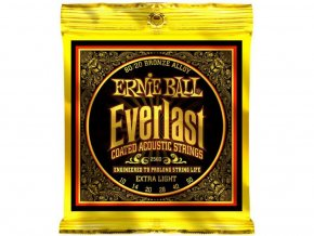 Ernie Ball Everlast Bronze Extra Light.010-.050