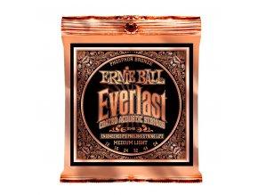Ernie Ball Everlast Phosphor Bronze Medium Light.012-.054