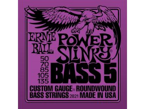 Ernie Ball Slinky Nickel 5-string Power.050-.135