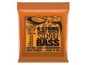 Ernie Ball 2838 Bass 6-str slinky