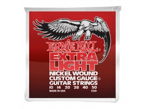 Ernie Ball Slinky Nickel Extra-Light .010-.050