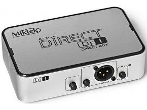 Miktek DI1 Active Direct Box