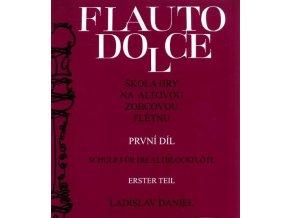 Flauto dolce I.diel, Altová flauta - Ladislav Daniel