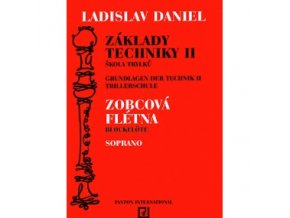 Základy techniky II, Zobcová flauta - Ladislav Daniel