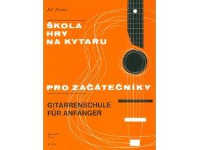 Škola hry na kytaru - Jiří Jirmal