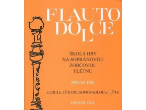 Flauto dolce I.diel, Zobcová flauta - Ladislav Daniel