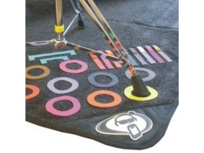 Protection Racket 9022-00 DRUM MAT COLOURED MA