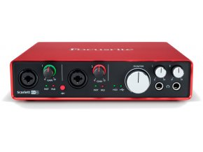 Focusrite SCARLETT6i6 2nd Generation