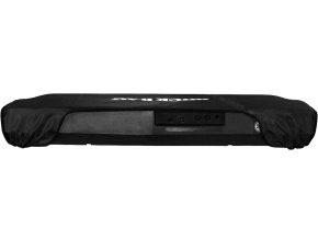 Rockbag Keyboard Dustcover Black 1280x330x160mm - 49,6x13,0x6,3