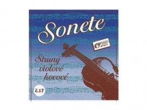 Gorstrings 17 Sonete Viola