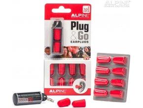 Alpine Plug & Go