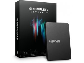 NI Komplete 11 Ultimate Upgrade (K Select)